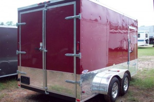 Enclosed Cargo Carriers