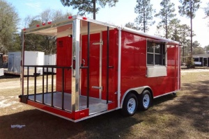 Vending and Concessions Trailers