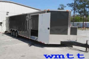 Enclosed Vehicle Carriers