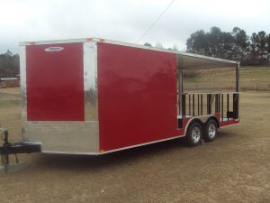 Crawfish Trailer 20' 001