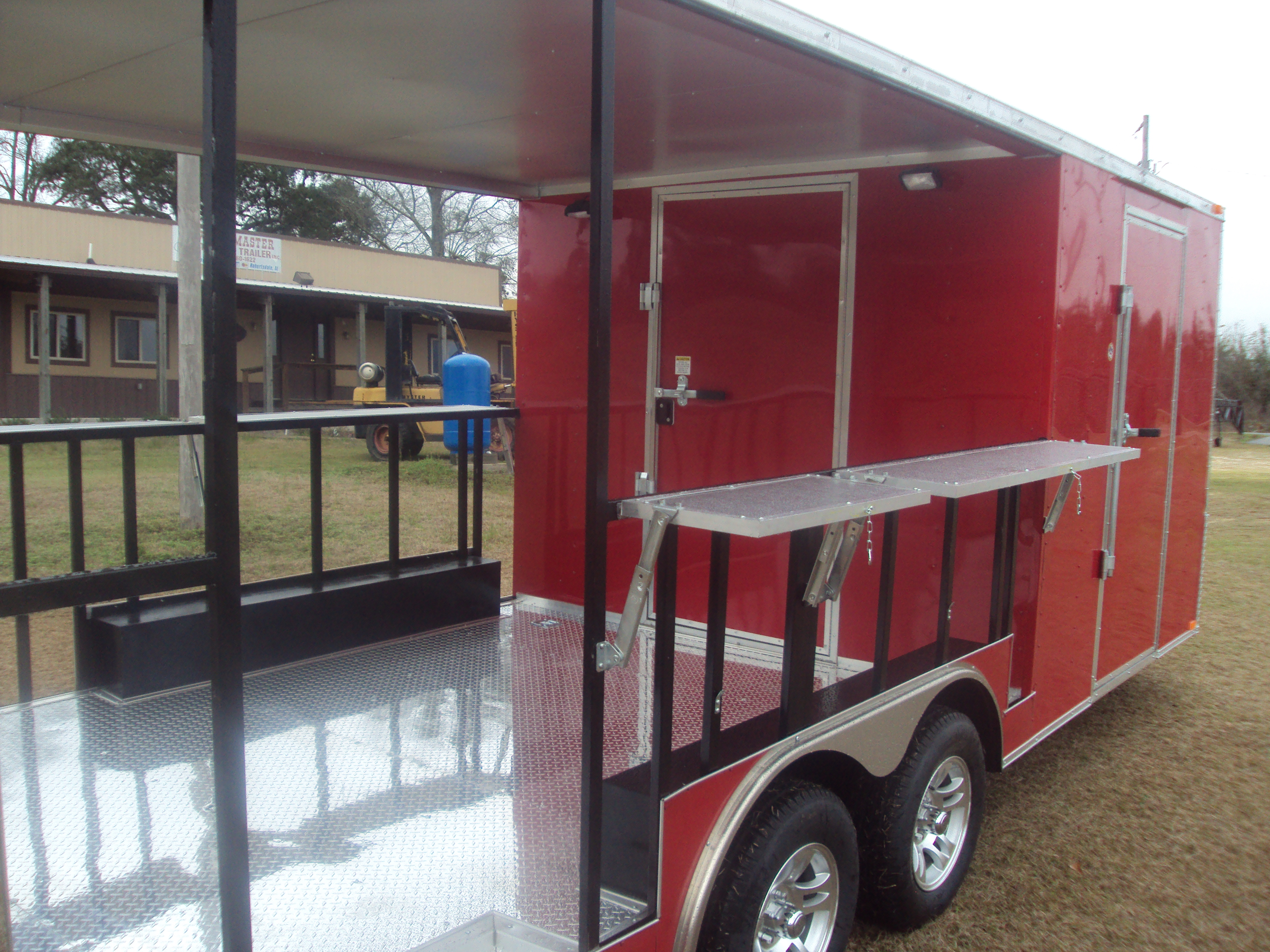 Crawfish Food Truck For Sale